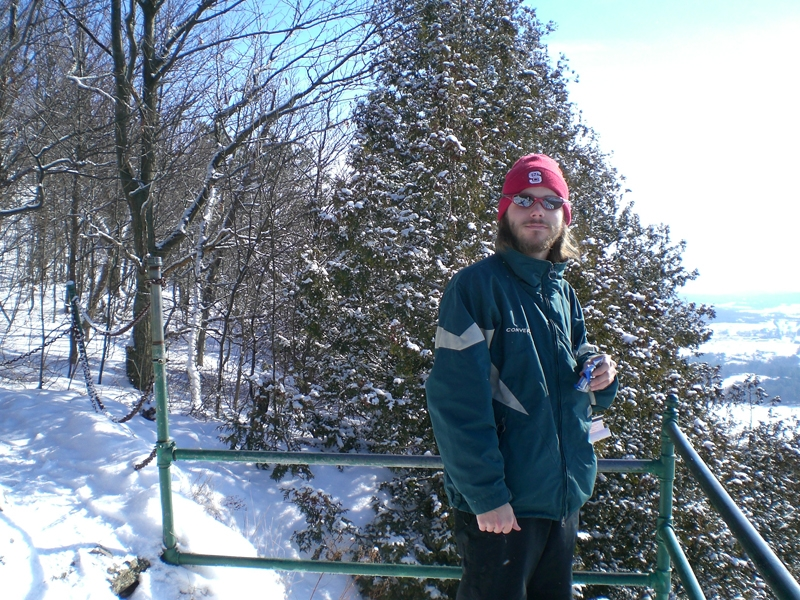 Vermont Ski and Snow Hike