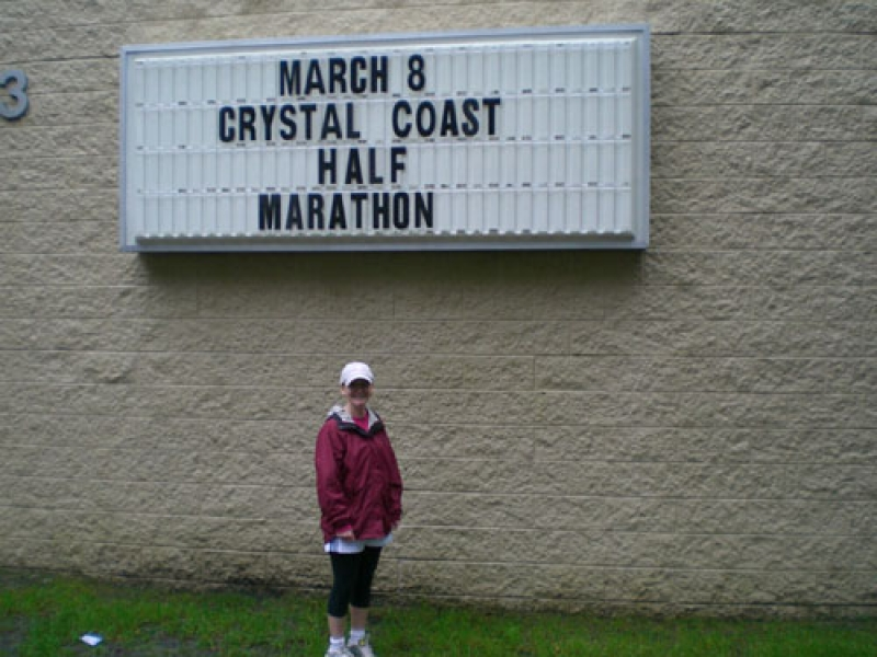 Morehead City Half Marathon