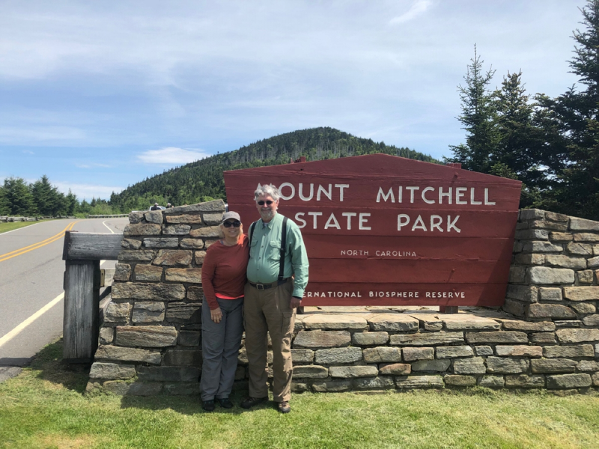 Mount Mitchell Ridge Trail