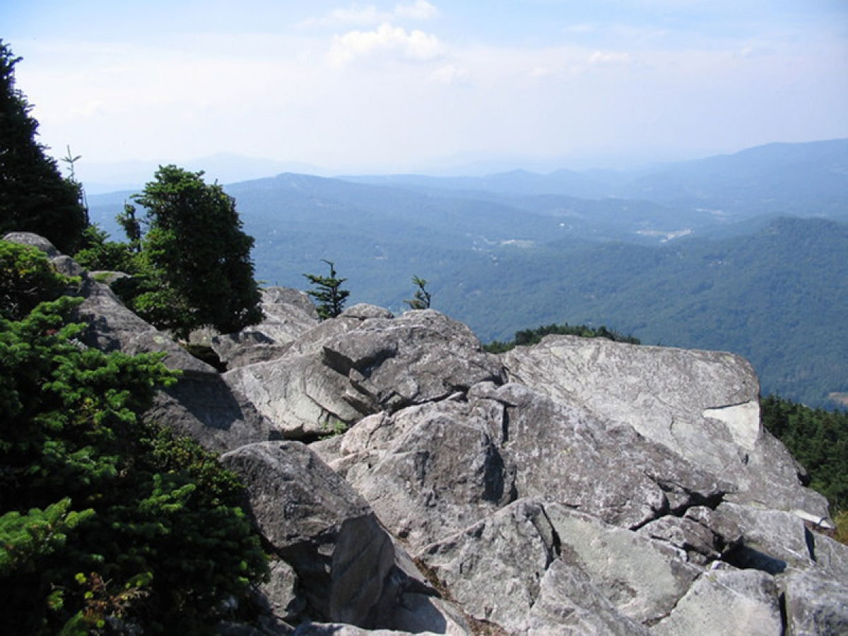 Grandfather Mountain Hurricane