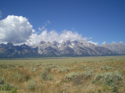 Grand Teton National Park Backpacking